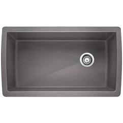 Blanco Undermount Kitchen Sinks Aid Appliance Diamond 33 5 Quot X 18 1 Sink