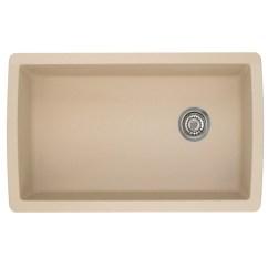 Blanco Undermount Kitchen Sinks Used Chairs Diamond 33 5 Quot X 18 1 Sink