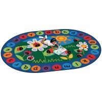 Carpets for Kids Circletime Ladybug Area Rug & Reviews ...