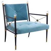 Jonathan Adler 30 Rider Lounge Chair & Reviews | Wayfair