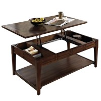 Steve Silver Furniture Crestline Coffee Table with Lift ...