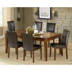 Steve Silver Dining Chairs Aluminum Lounge Furniture Davenport Table Wayfair
