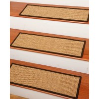 Natural Area Rugs Skyline Carpet Stair Tread & Reviews ...