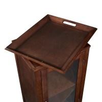 Crosley Jefferson Bar Cabinet & Reviews | Wayfair