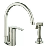 Grohe Eurostyle Single Handle Single Hole Standard Kitchen ...