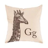 Giraffe Decorative Pillows ~ Acinaz.com for