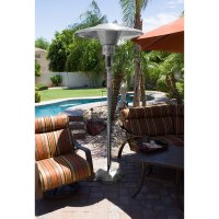 AZ Patio Heaters Commercial Natural Gas Patio Heater ...