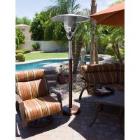 AZ Patio Heaters Natural Gas Patio Heater | Wayfair