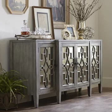 Image result for Hadley Mirrored Sideboard