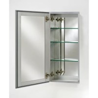 "Afina Broadway 15"" x 19"" Recessed Beveled Edge Medicine ..."