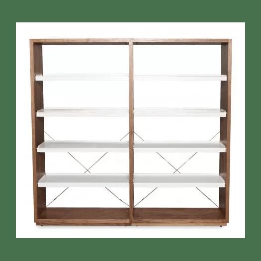 Blu Dot D3 Add On 663quot Standard Bookcase Allmodern