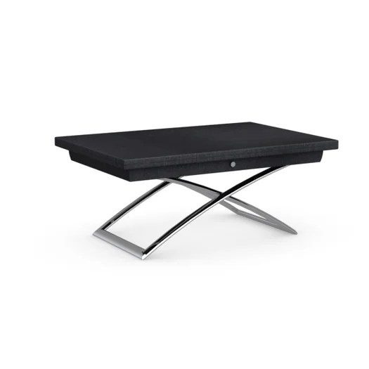calligaris magic j coffee table cs 5041 w p