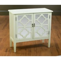 2 Door Mirrored Cabinet