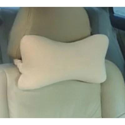 Deluxe Comfort Bone Neck Cotton Bed Rest Pillow  Reviews  Wayfair