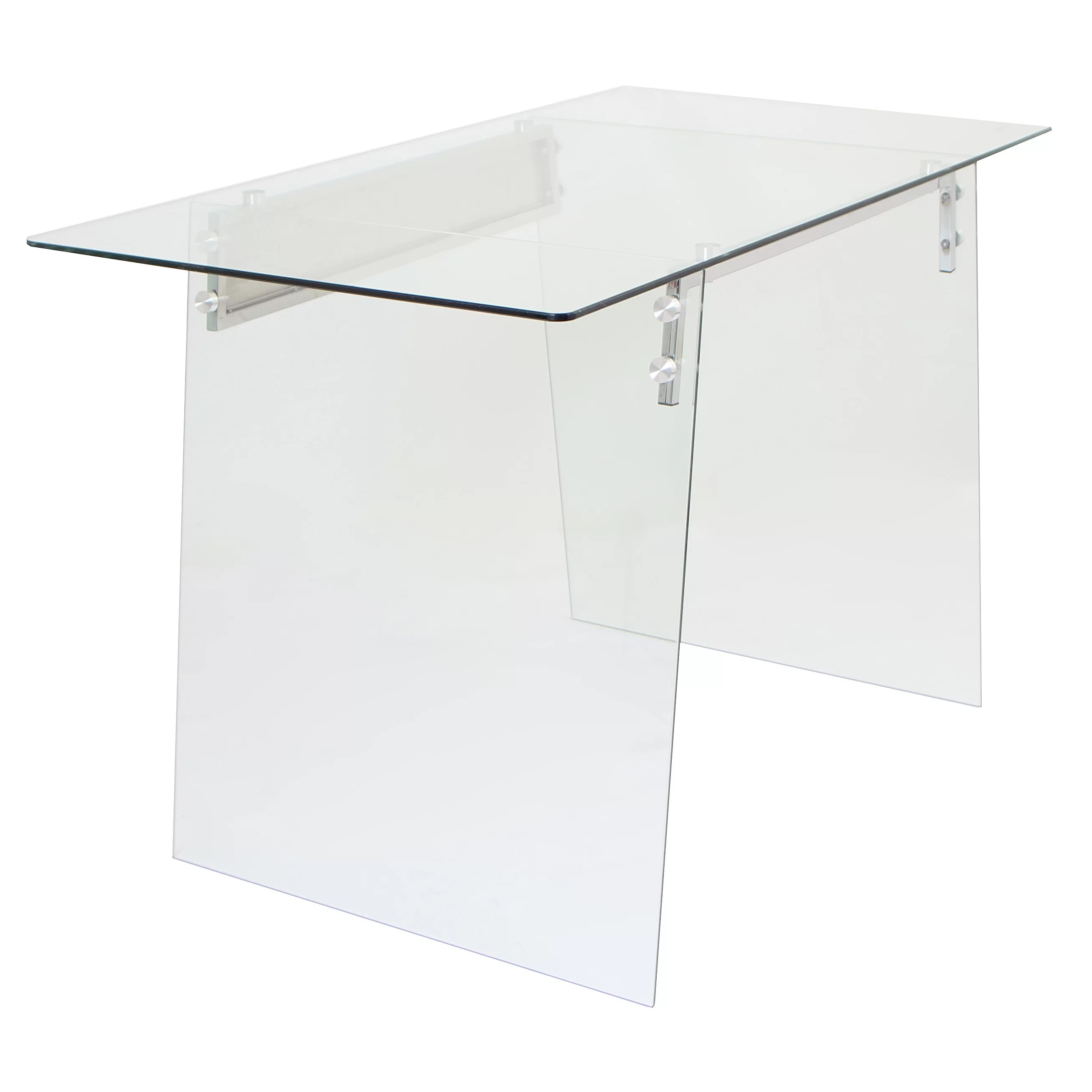 Glacier Writing Desk  Wayfair