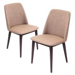 Parsons Chairs Fur Chair Cover Tintori Wayfair