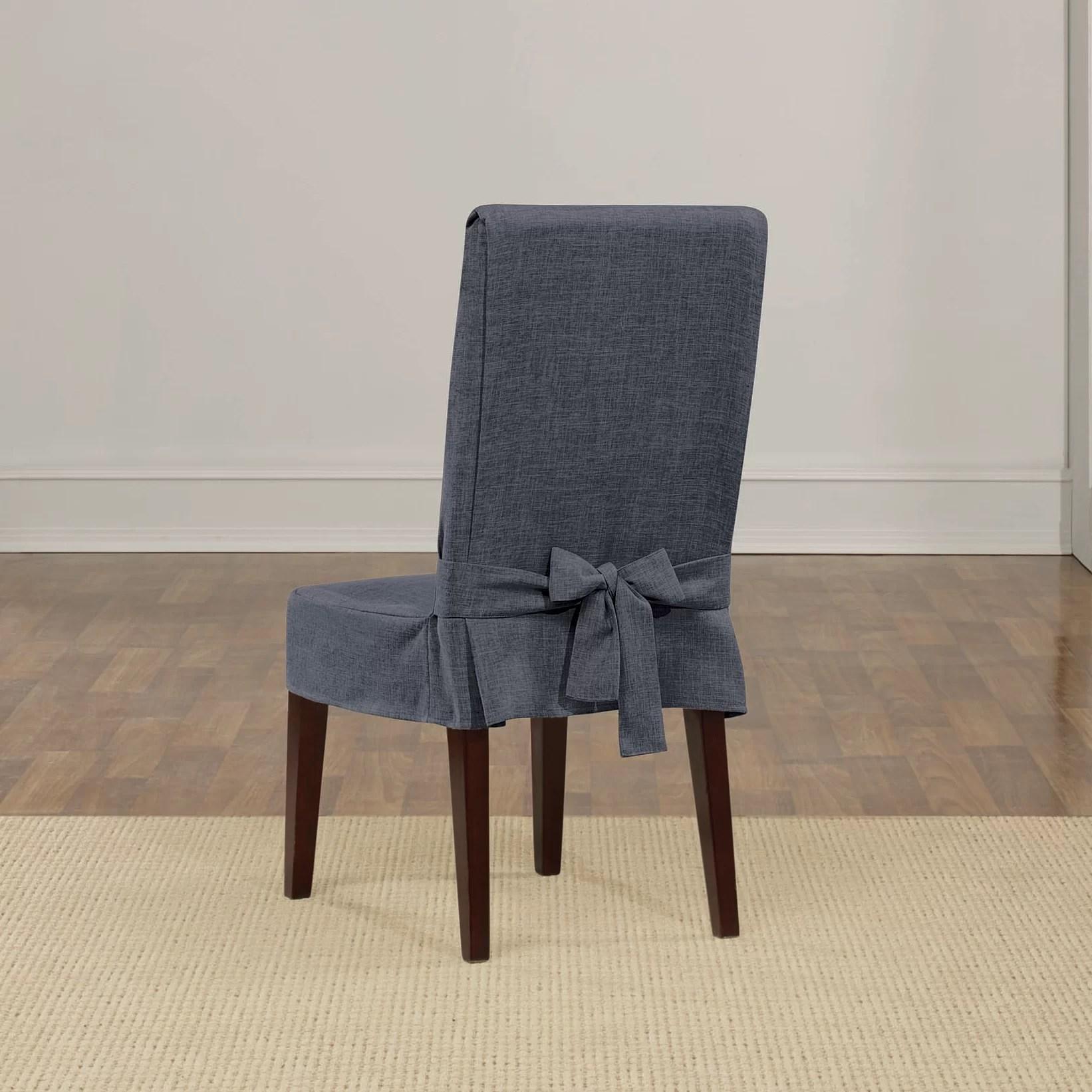 Shorty Dining Chair Slipcover  Wayfair