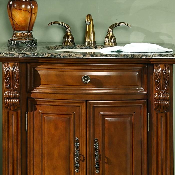 Charlotte 33 Single Bathroom Vanity Set  Wayfair
