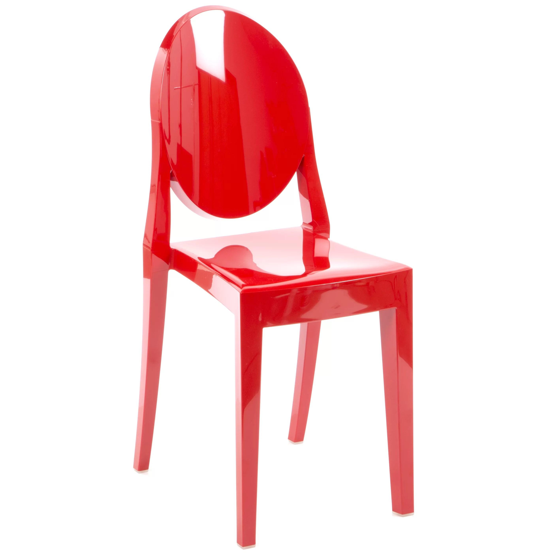 ghost side chair george nakashima kartell victoria allmodern