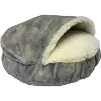 Snoozer Cozy Cave Luxury Hooded Pet Bed & Reviews