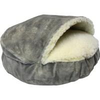 Snoozer Cozy Cave Luxury Hooded Pet Bed & Reviews | Wayfair