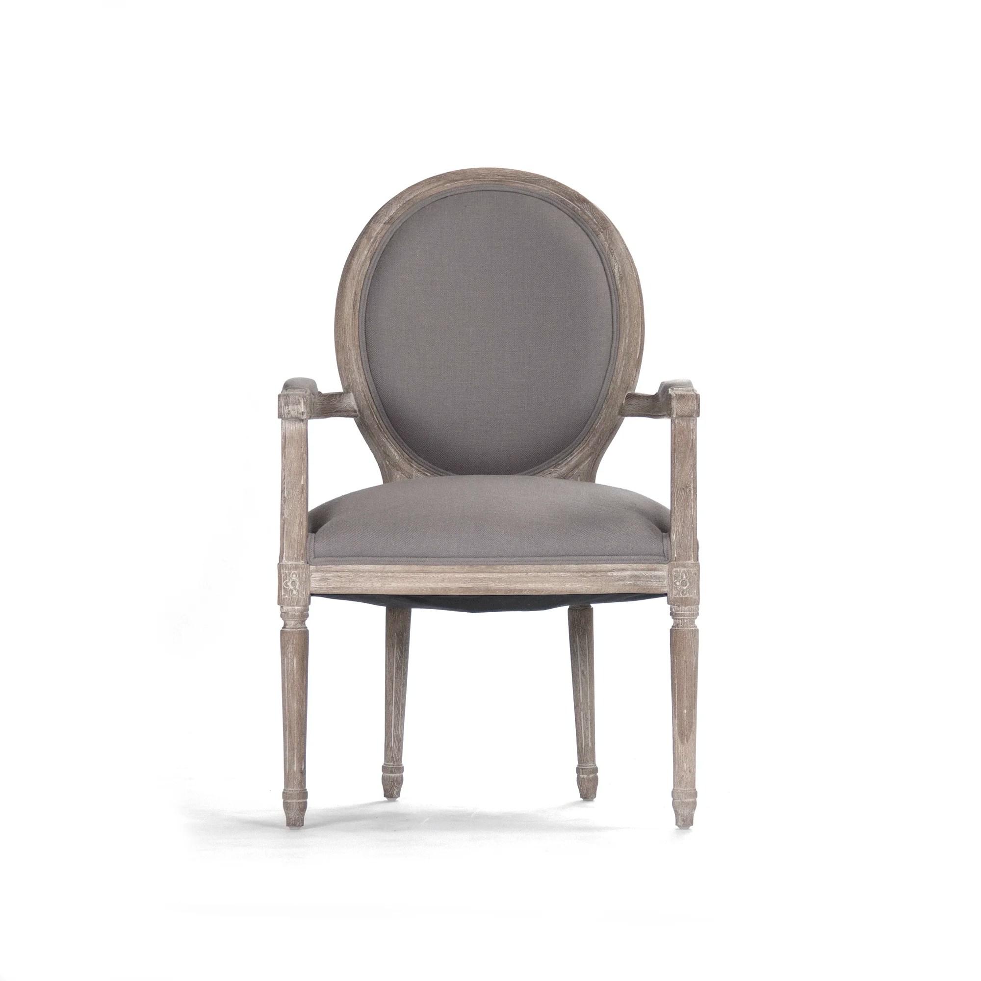 madeleine side chair review swivel glider rocker recliner ottoman medallion arm wayfair