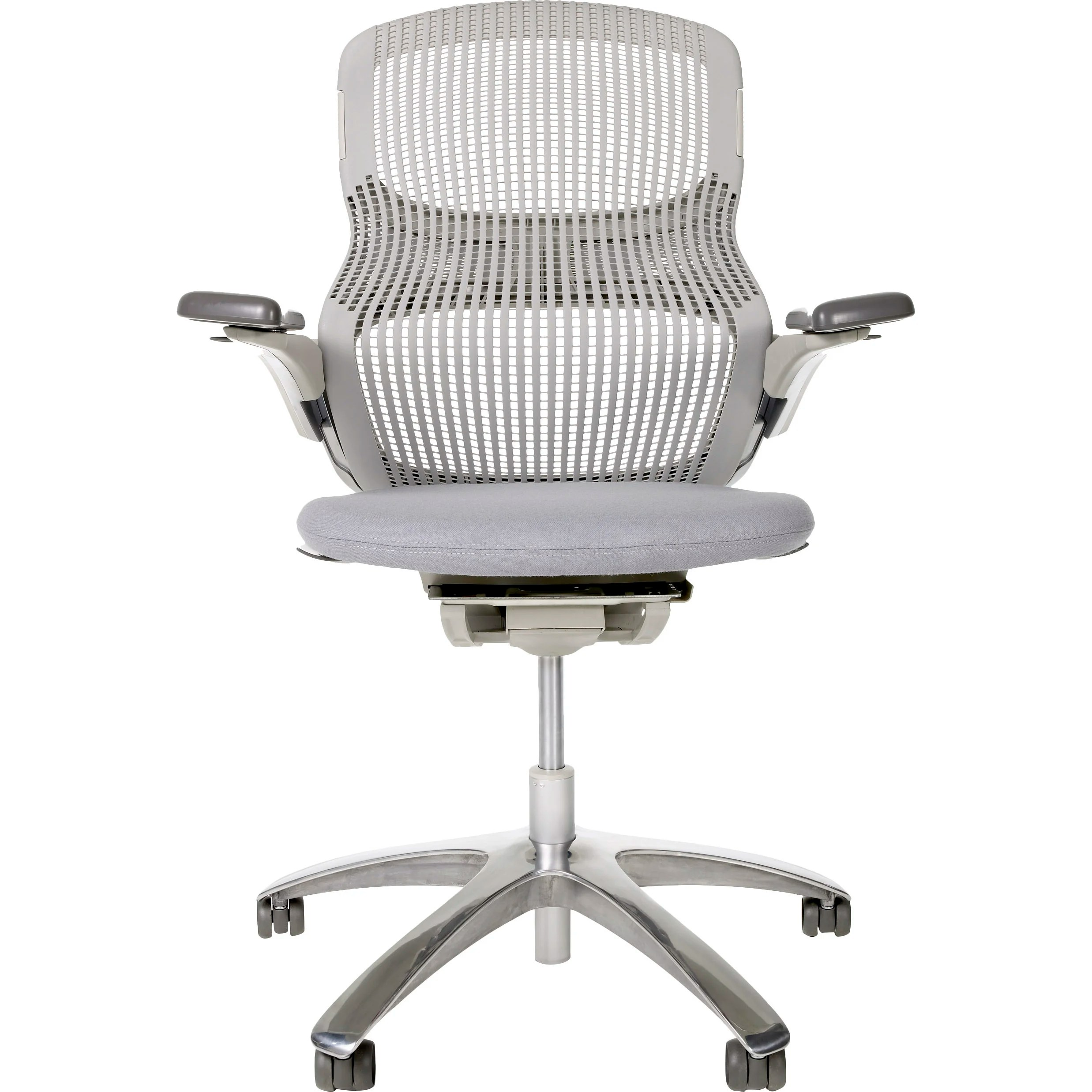 knoll generation task chair recliner with laptop table  allmodern