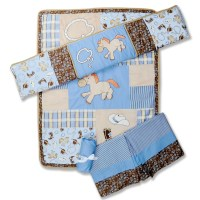 Cowboy Baby 4 Piece Crib Bedding Set | Wayfair