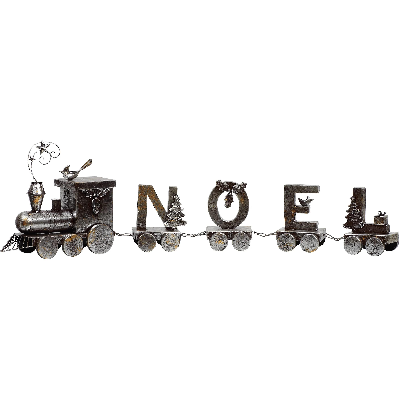 Noel Train Decor