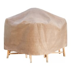 Patio Table And Chair Set Cover Floor Elite Square Wayfair