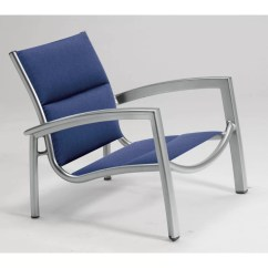 Beach Sling Chair Office That Leans Back South Padded Stacking Arm Wayfair