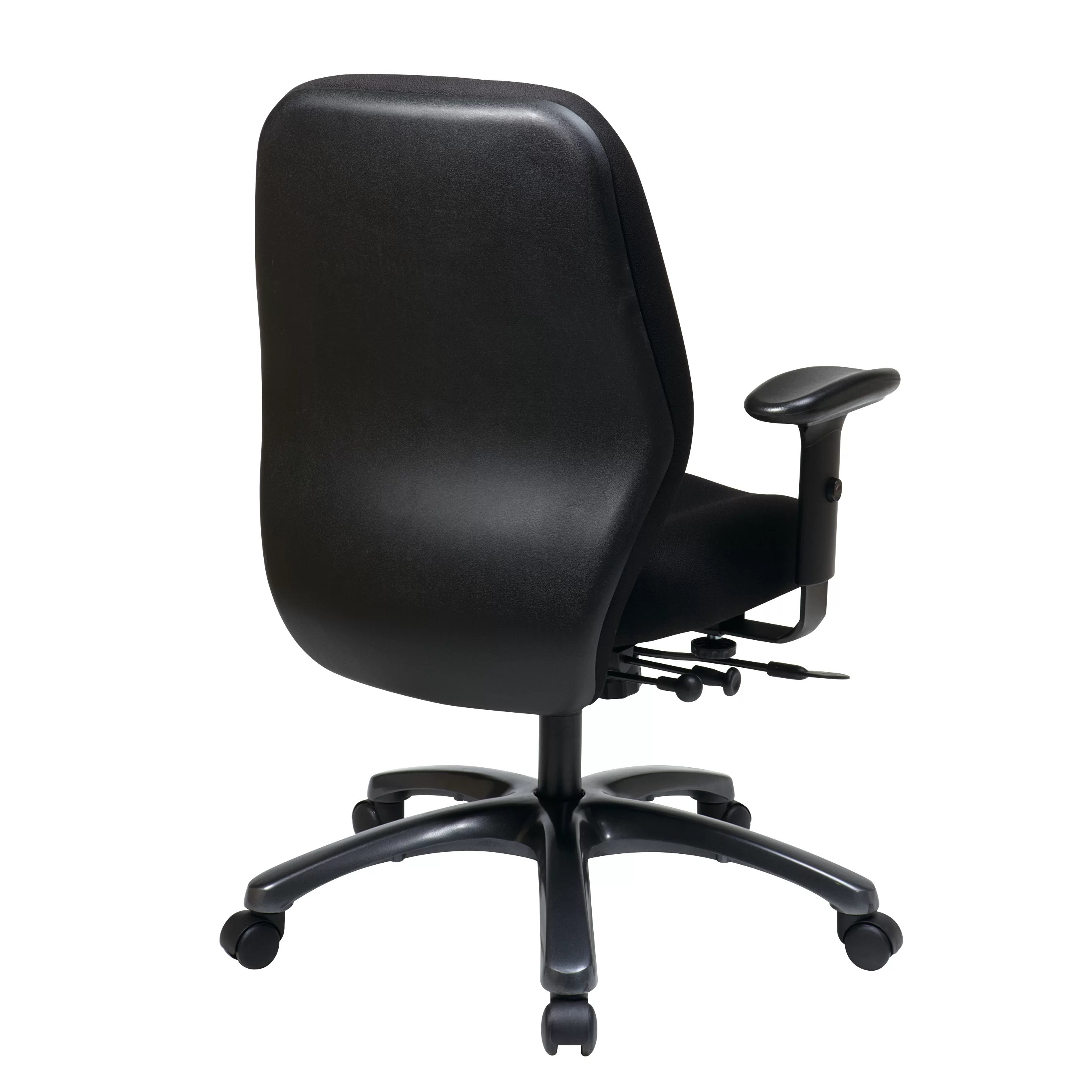 ergonomic chair tilt kitchen covers ikea 24 hour with synchro seat slider and