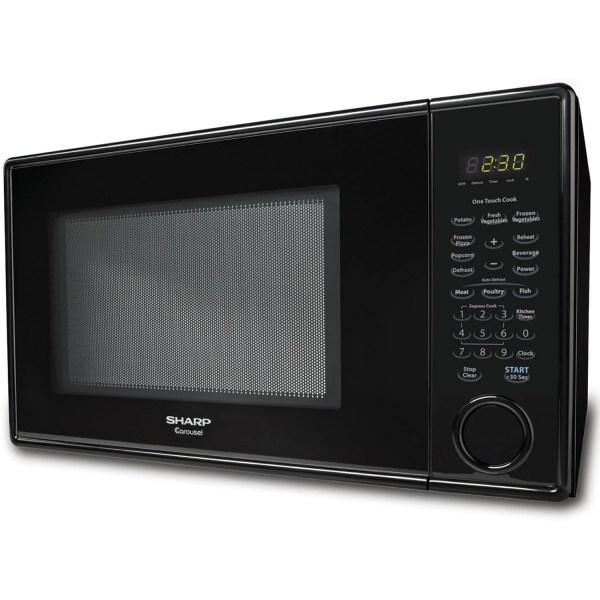 1.1 Cu. Ft. 1000w Countertop Microwave