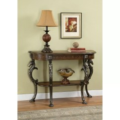 Horse Sofa Table Luxury Throw Pillows Astoria Grand Berkhamstead Wild Horses Console