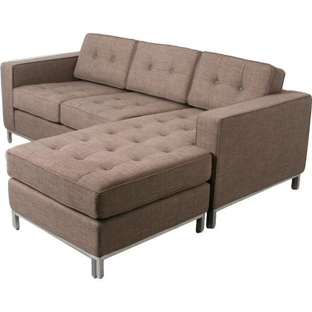 Gus Modern Jane Loft Bi-Sectional & Reviews | Wayfair
