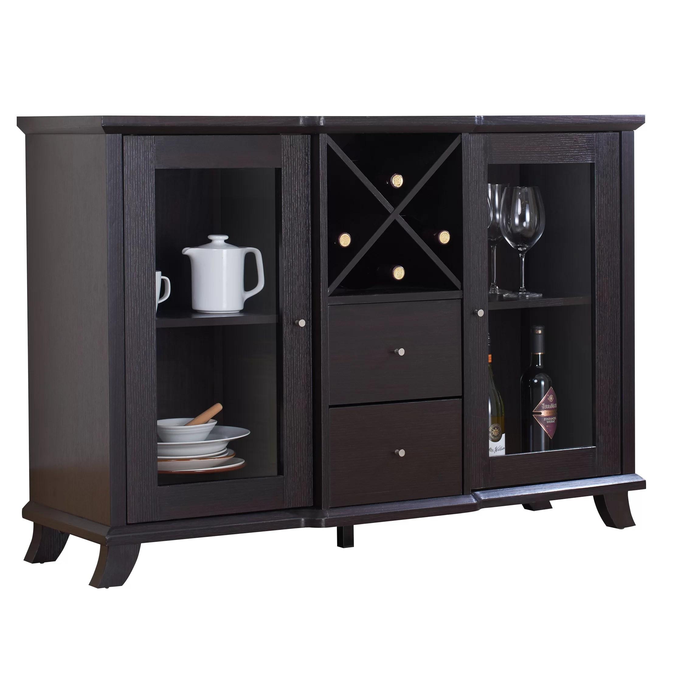 Hokku Designs Venetta Dining Buffet Cabinet  Reviews  Wayfair