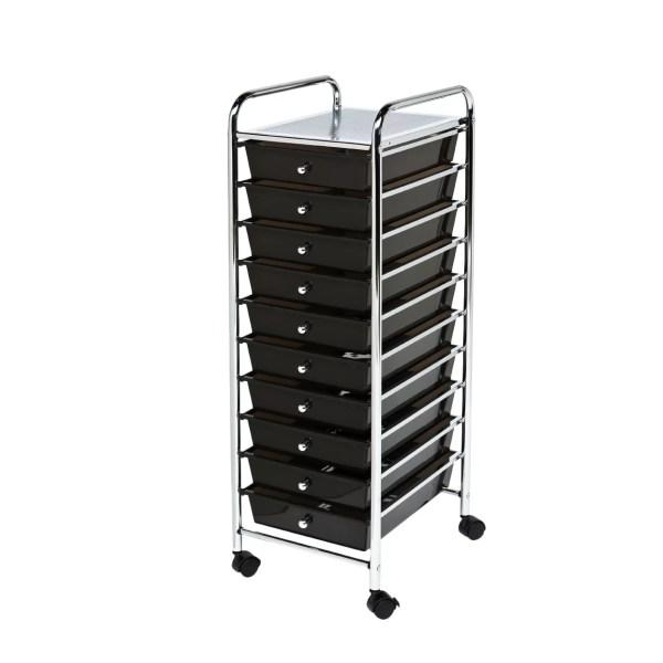 Seville Classics 10-drawer Storage Chest &