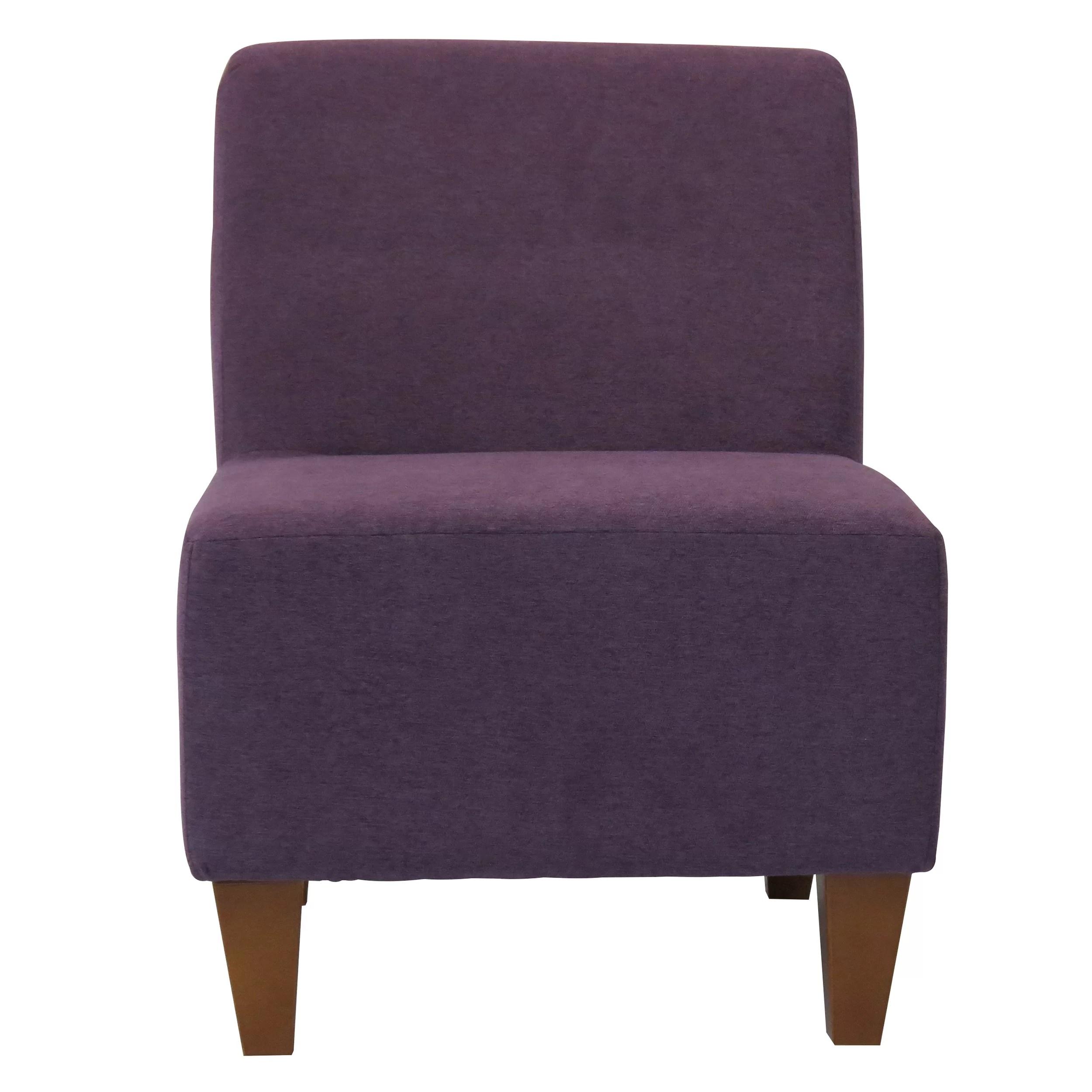 slipcover for armless slipper chair armrest fox hill trading penelope and reviews