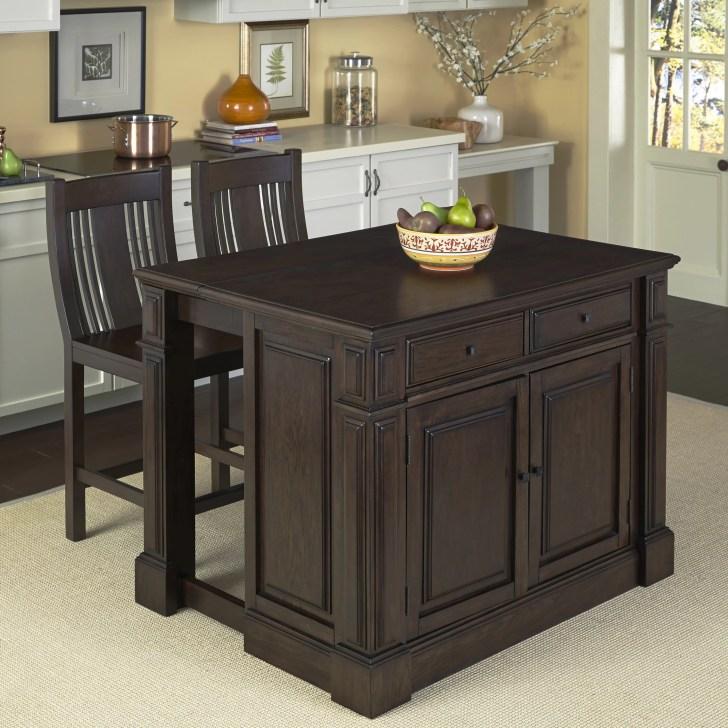 Styles Prairie Home Piece Kitchen Island Set