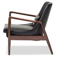 Baxton Studio Carter Lounge Chair | Wayfair