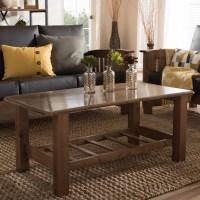 Baxton Studio Coffee Table | Wayfair.ca