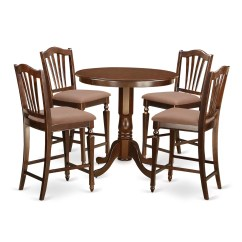 Table Height High Chair Easy Covers Diy Jackson 5 Piece Counter Pub Set Wayfair