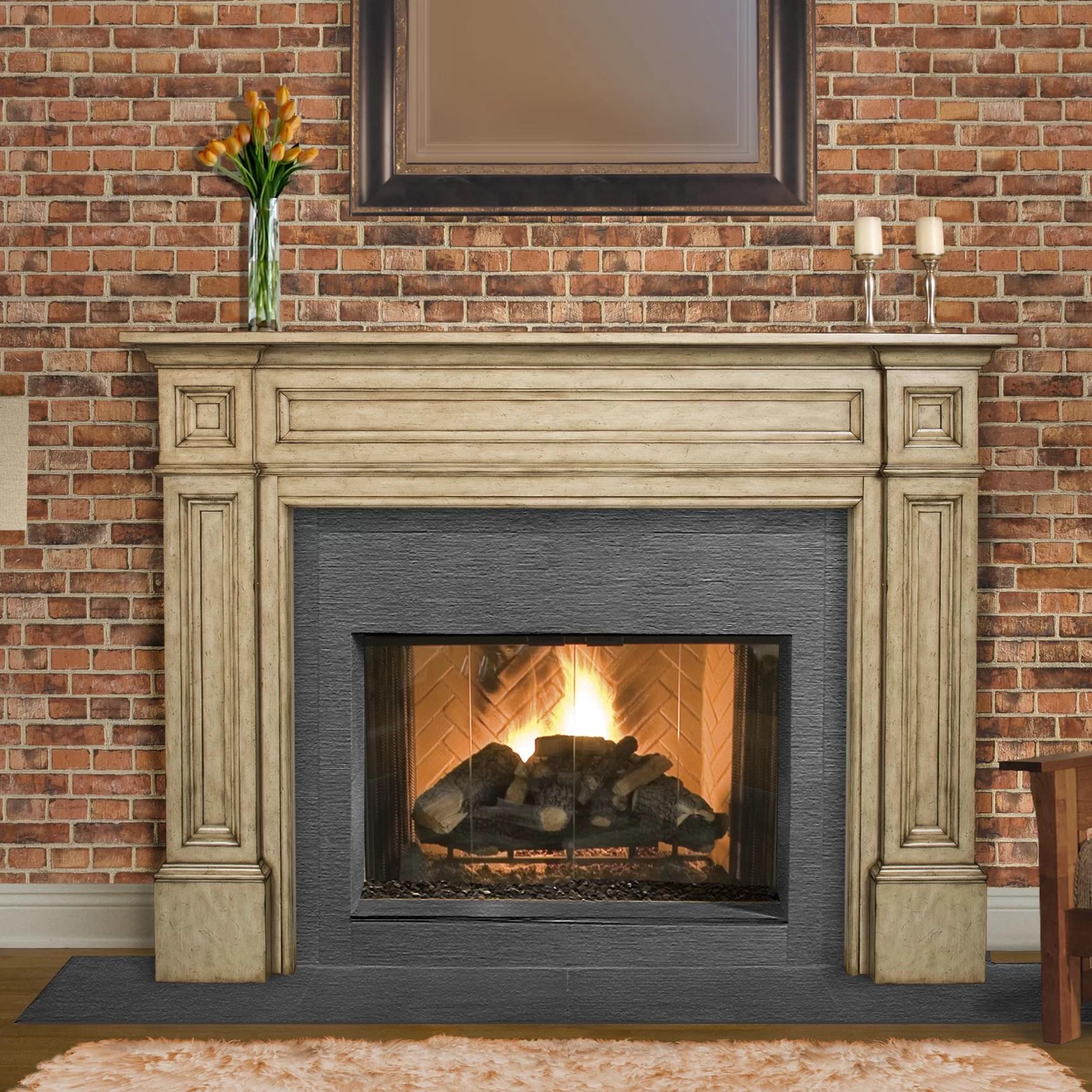 Classique Fireplace Mantel Surround  Wayfair