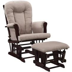 Dorel Rocking Chair Baby Trend High Monkey Plaid Glider Rocker And Ottoman Wayfair Ca
