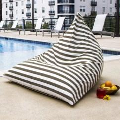 Jaxx Bean Bag Chairs Big Wooden Chair Twist Outdoor And Reviews Wayfair