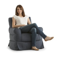 Big Joe Bean Bag Chair Slipcovers For Dining Chairs Without Arms Wayfair