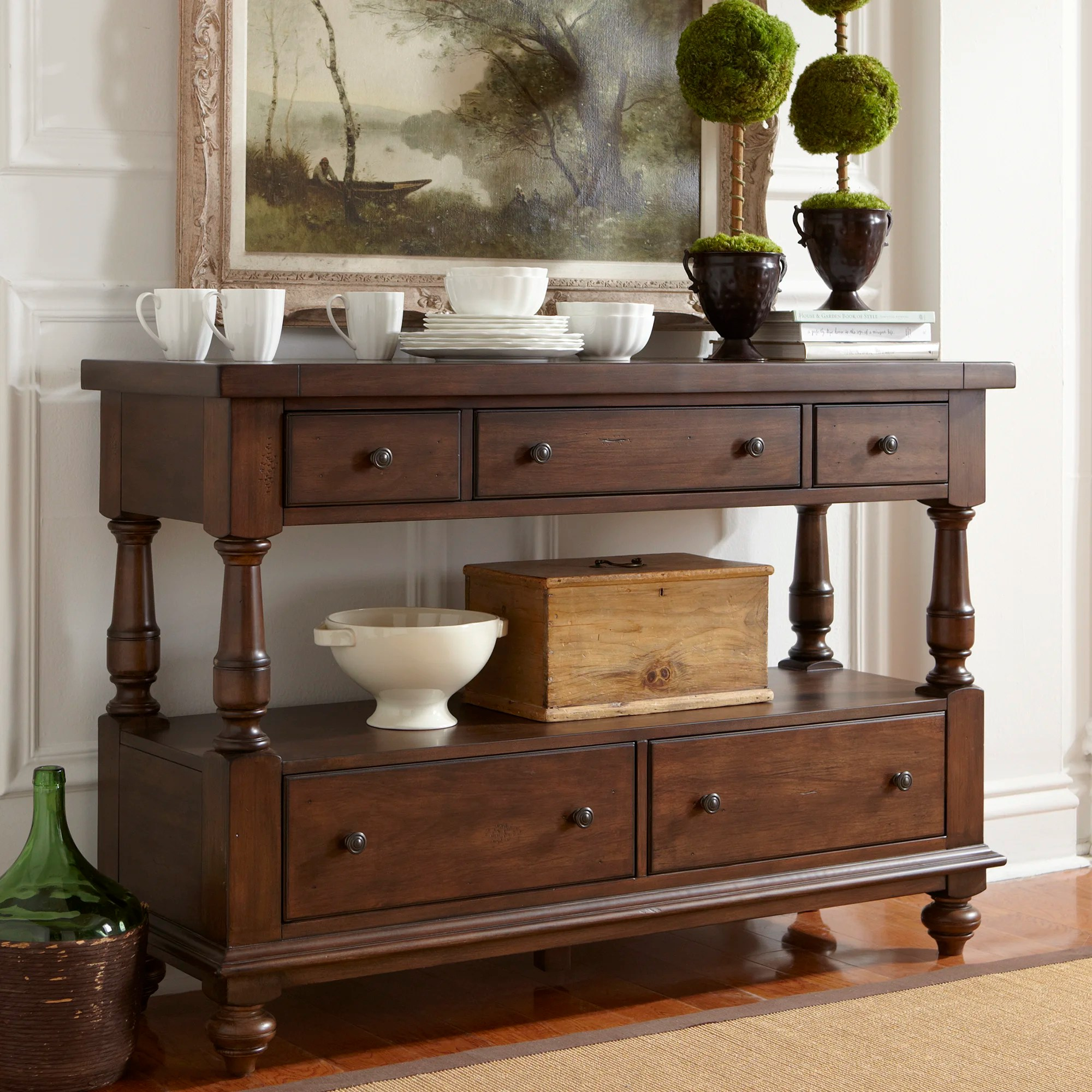 barrow sofa table sectional online free shipping console wayfair