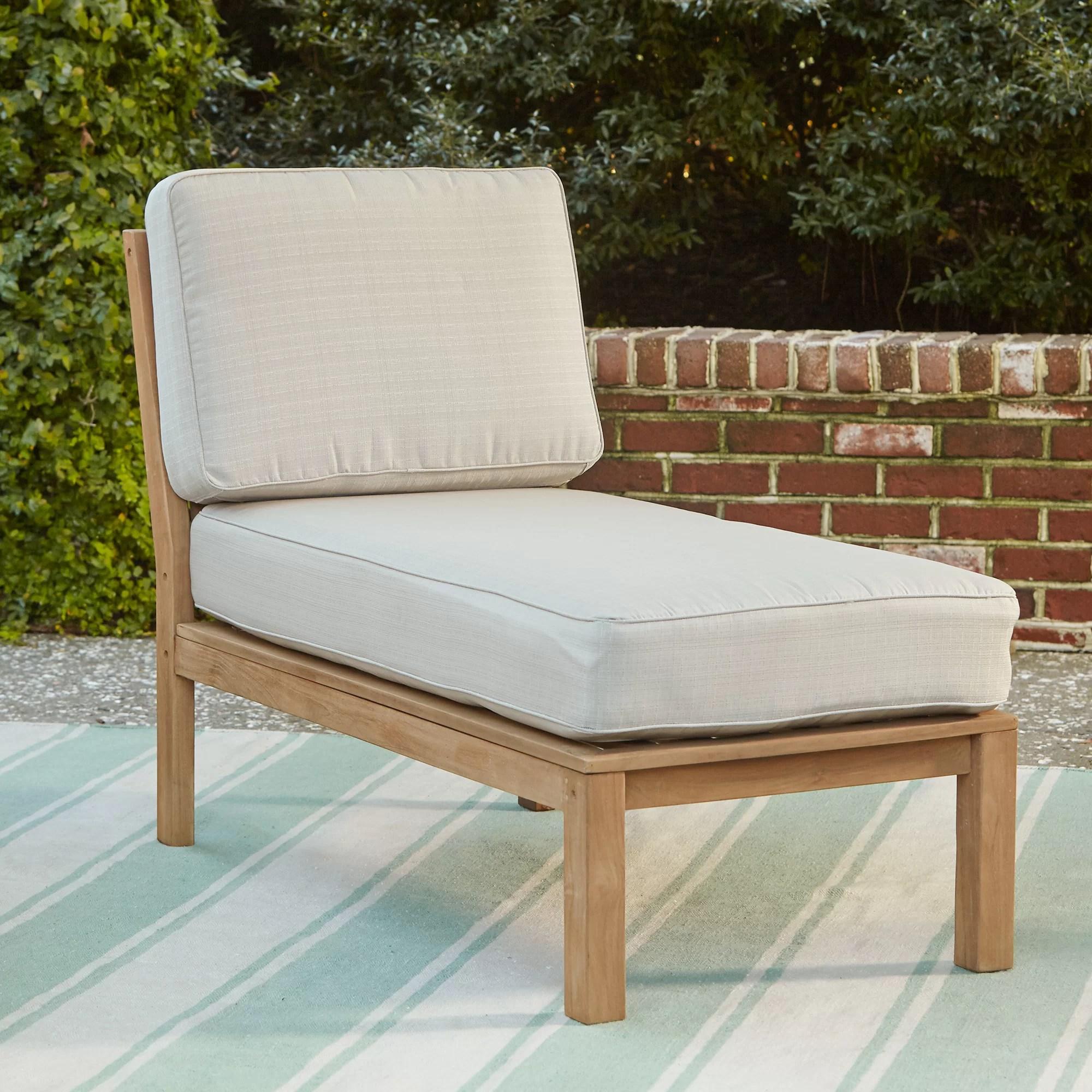 teak chaise lounge chairs sale used dinning summerton wayfair
