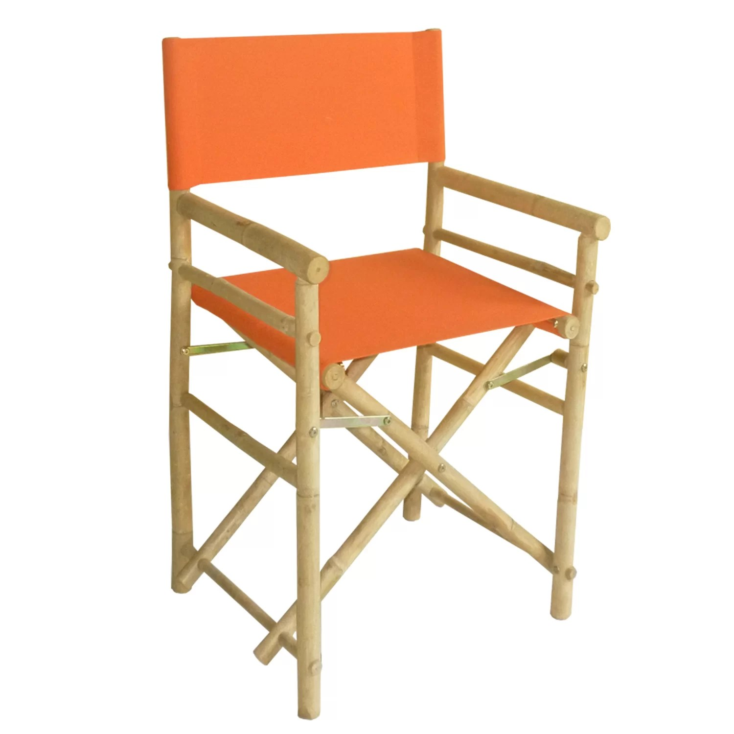 Outdoor Directors Chairs Zew Hand Crafted Outdoor Indoor Bamboo Director Chair