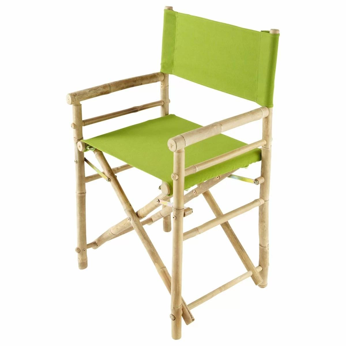 bamboo directors chairs chair cover depot voucher code zew hand crafted outdoor indoor director